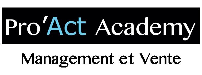 Pro'Act Academy - École de vente et management